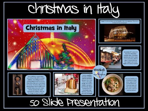 Christmas in Italy/Natale