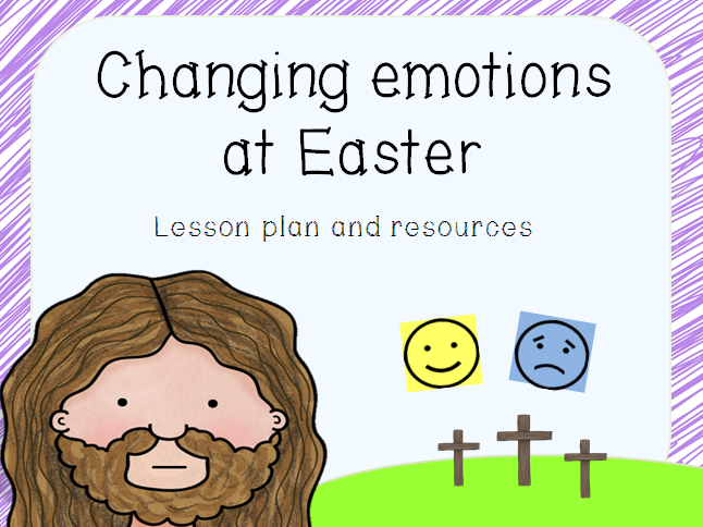Easter story lesson plan