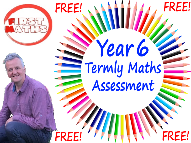 FREE Year 6 Termly Maths Assessment using YouTube and PowerPoint Presentations