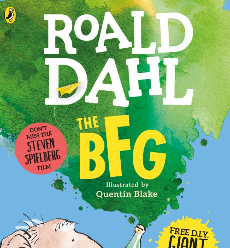 The BFG by Roald Dahl workbook (differentiated)