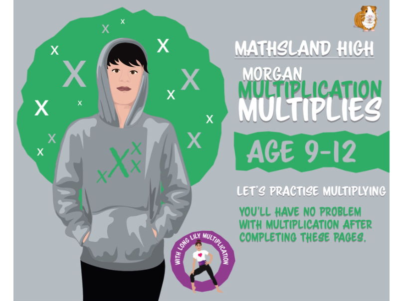 Let's Practise Multiplication And Long Multiplication (9-12 years)