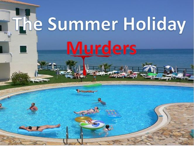 The Summer Holiday Murders - One Off Lesson