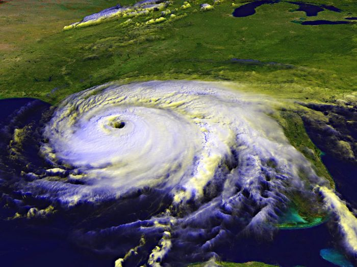 Formation of tropical storms