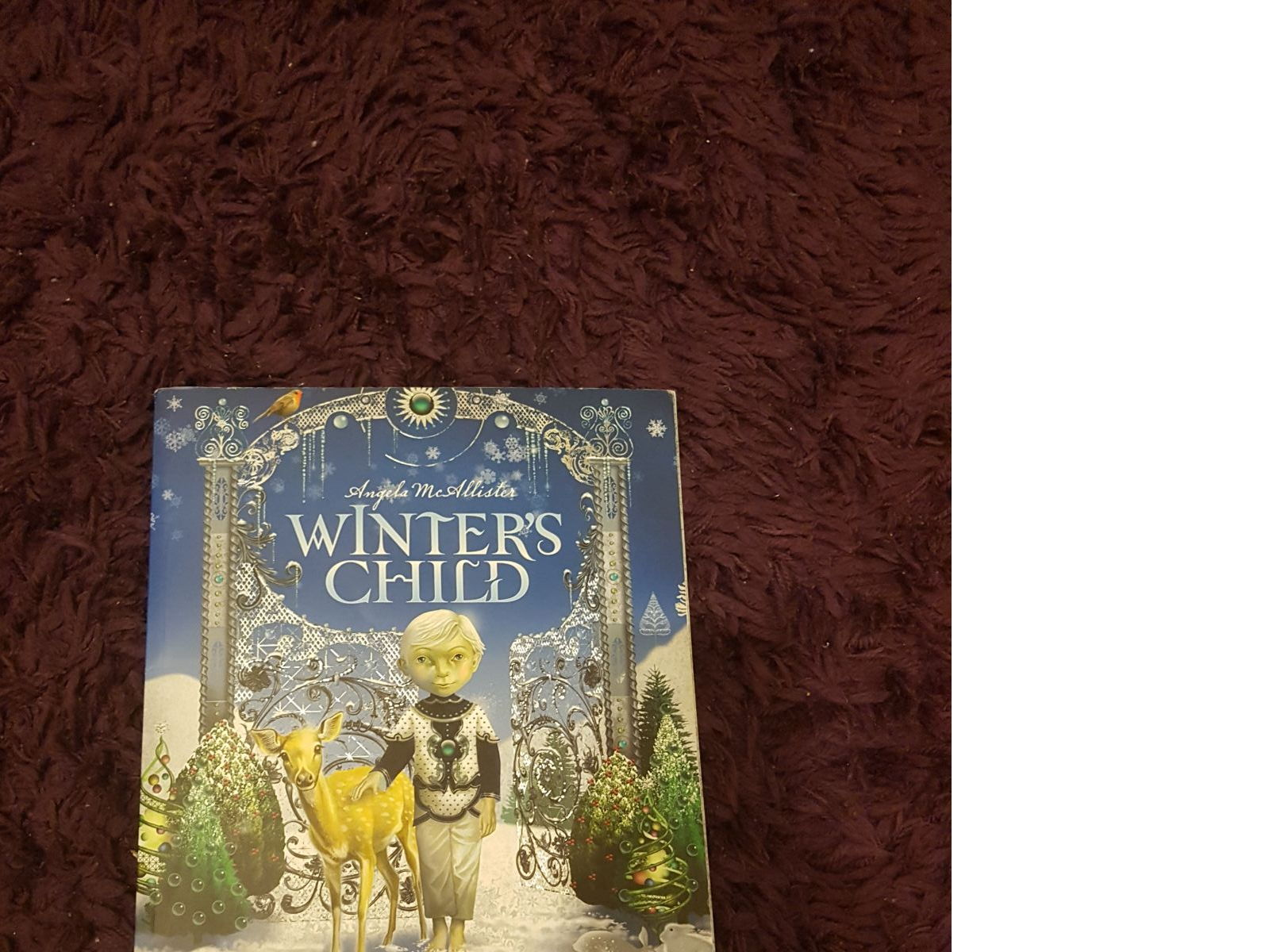 Winters Child by Angela Mc Allister