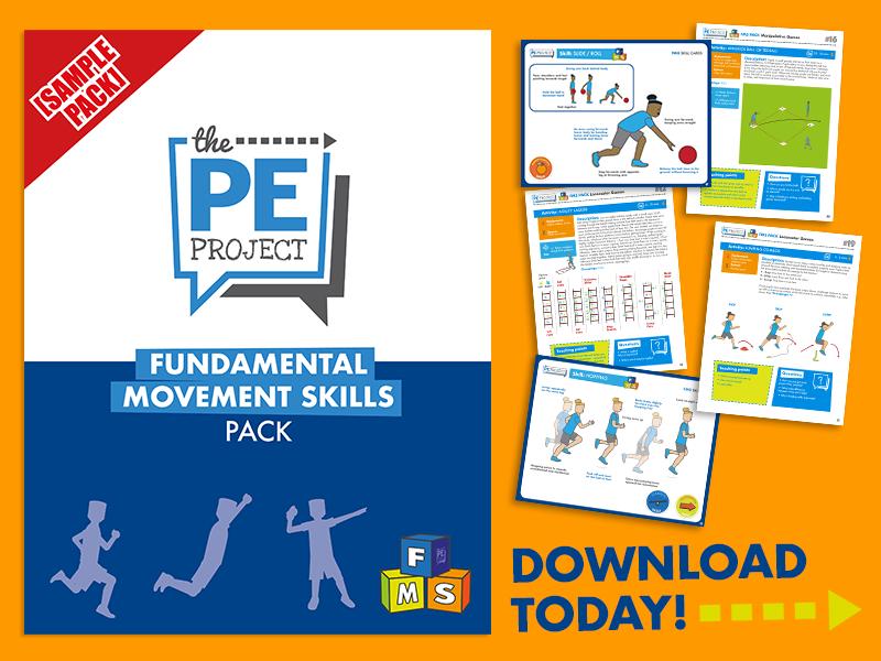 FREE: Fundamental Movement Skills Pack Sample