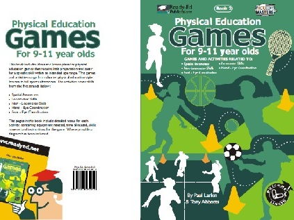 Physical Education Games Book 2 - Games and Activities for 9-11 year olds