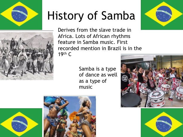 Samba Scheme of Work and Resources