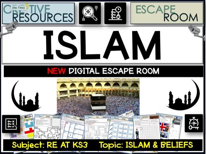 Islam Escape room