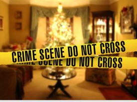 A Christmas Crime Scene! Christmas Science Chemistry Activity New for 2019!