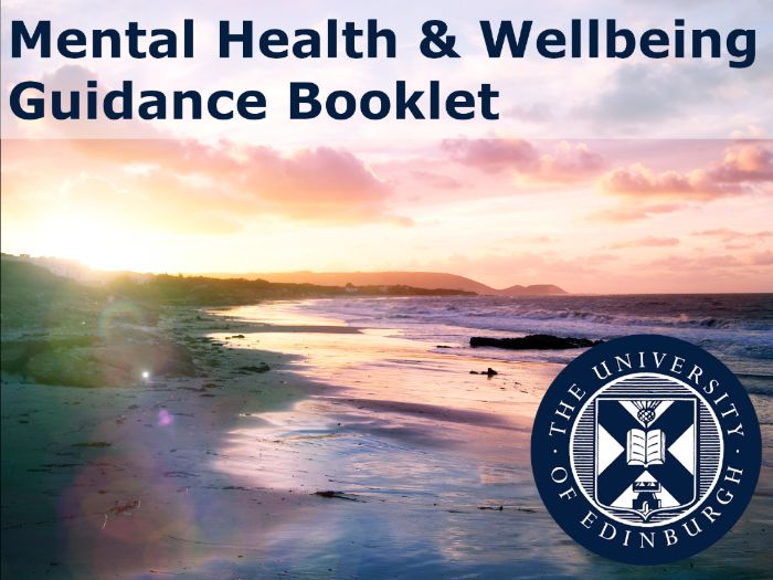 Mental Health & Wellbeing Guidance Booklet