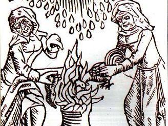 Elizabethan England - Witchcraft