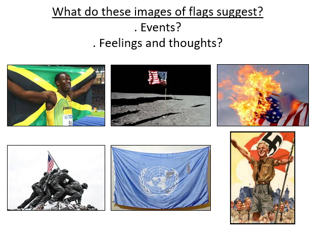 Flag by John Agard | Conflict Poetry: Full Lesson Pack/Analysis | For KS3/KS4 |