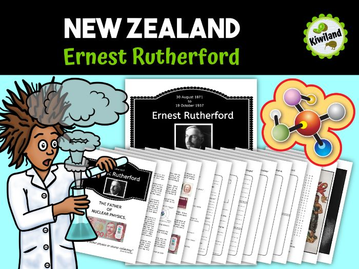 Ernest Rutherford Reading Comprehension