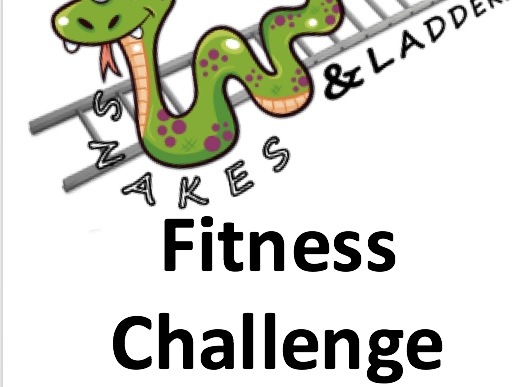 Snakes and Ladders Fitness