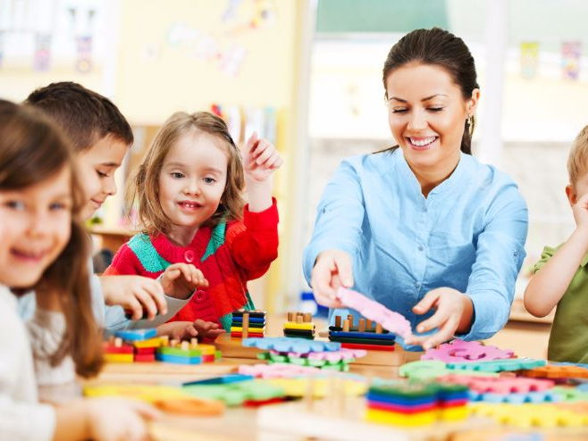 Introduction to preparing for a work placement: Working with children.