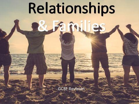 AQA Religious Studies Relationships & Families Revision