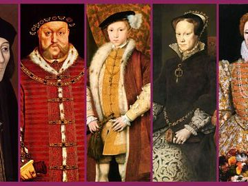 Tudor History Revision