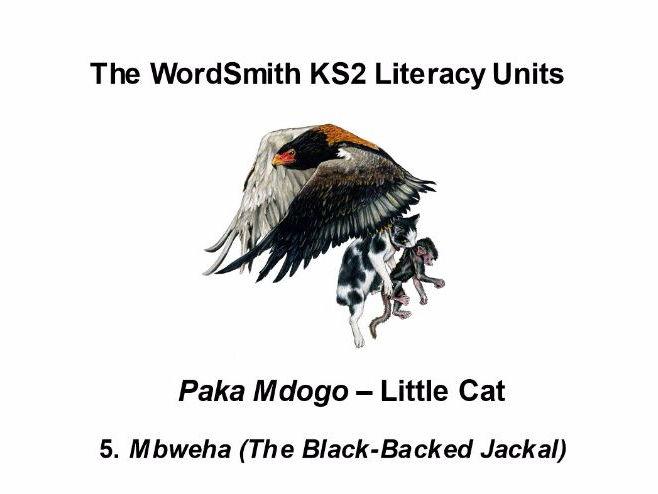 The WordSmith Literacy Units for KS2 (5)