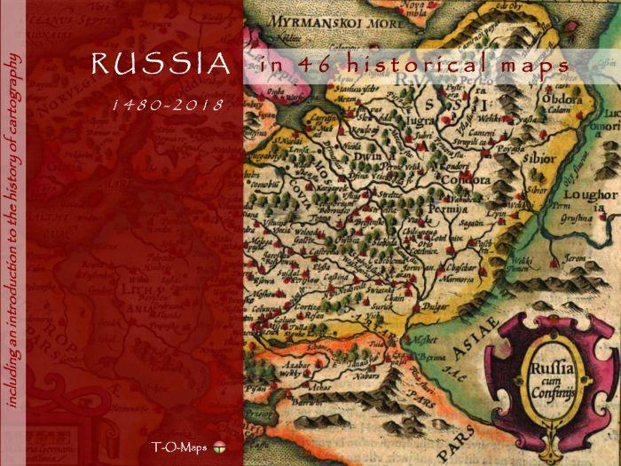 Historical e-atlas Russia