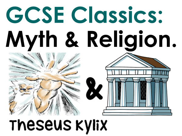 Myth ad Religion: Foundation Stories, exam-style questions and evaluation
