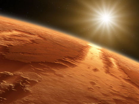 FS English Level 1 & 2:  'Mars: The Next Frontier'