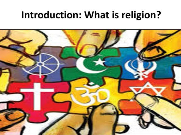 A-Level Sociology AQA: Beliefs - Intro lesson, What is religion?