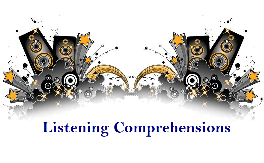 12  Song / Listening comprehension worksheets with key