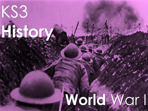 KS3 World War I