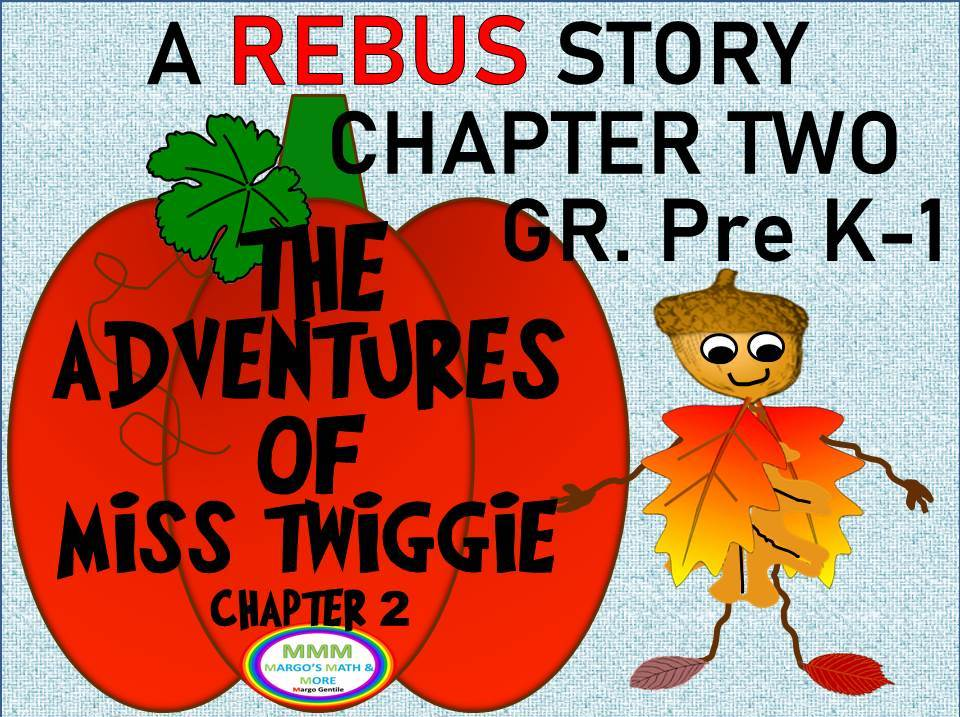 The Adventures of Miss Twiggie Chapte r2