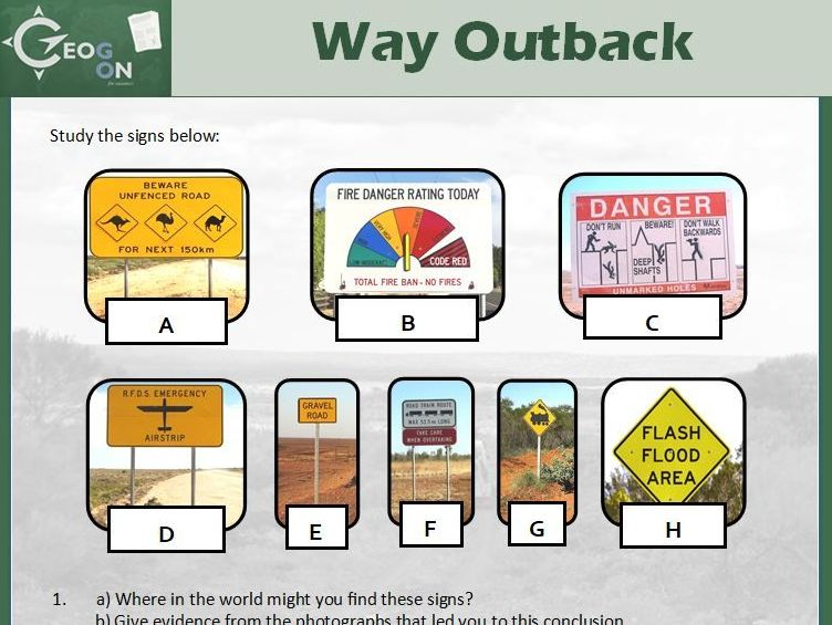Way Outback
