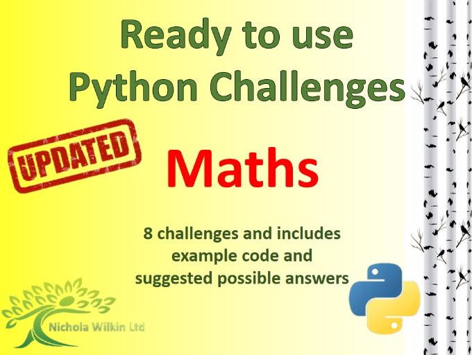 Python Maths