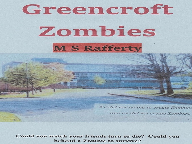 Greencroft Zombies PP with writing frames