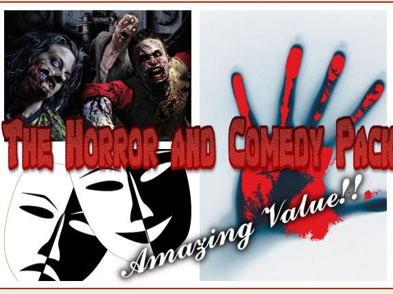 The Horror and Comedy Collection