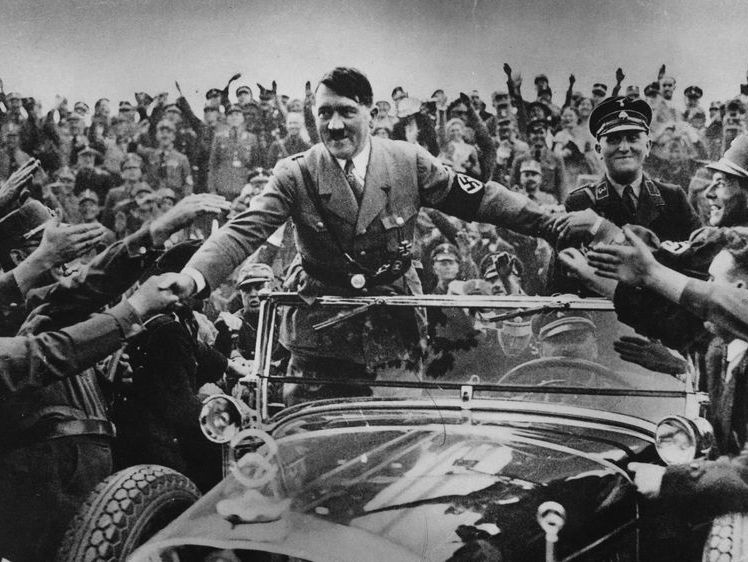 Hitler's Germany / Consolidation of Power / (Edexcel Chap 3)