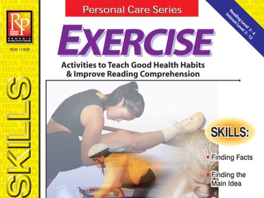 Exercise: Personal Care Reading Comprehension