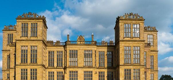 AQA GCSE Elizabethan England 'HARDWICK HALL' New Renaissance Architecture