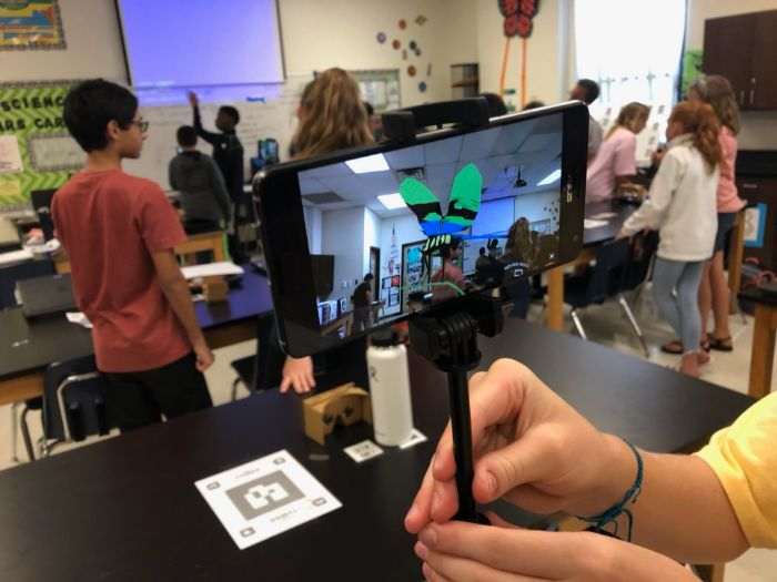 Biotic and Abiotic Factors and Solar System Google Expeditions AR and VR lesson