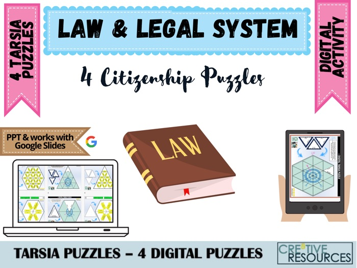 Law and Legal System Digital Activity