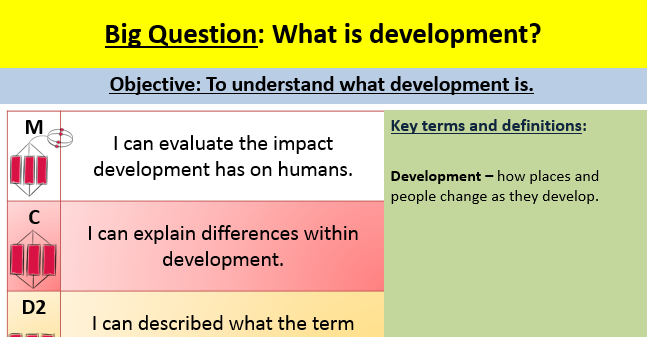 Development Lesson