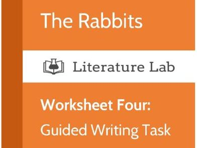The Rabbits - Guided Writing Task and Essay Writing PowerPoint