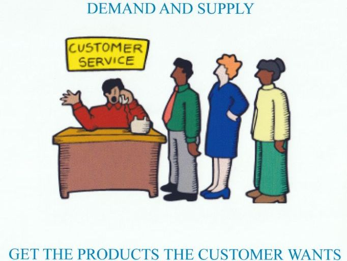 Power Point Presentation Demand and Supply