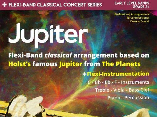 Jupiter - The Planets (Flexi-Band)
