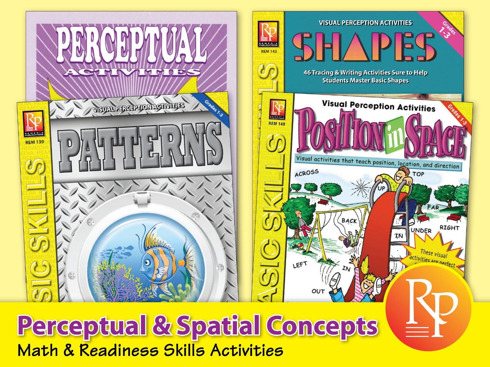 Perceptual & Spatial Concepts Set