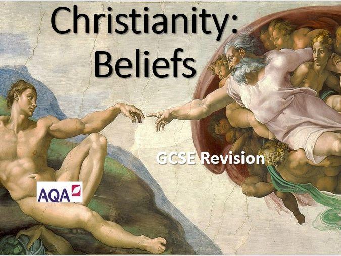 AQA Religious Studies GCSE Christianity: Beliefs