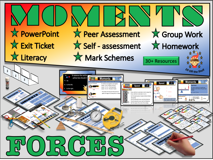 Forces - Moments KS3