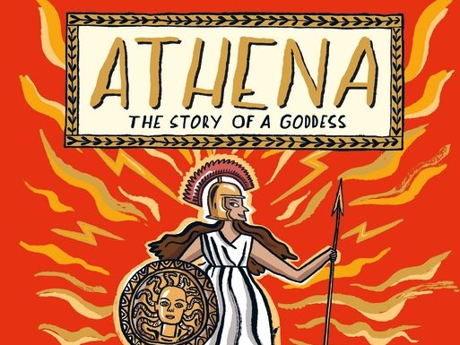 Athena by Imogen and Isabel Greenberg