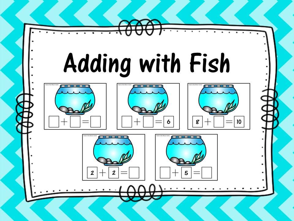 Adding with Fish