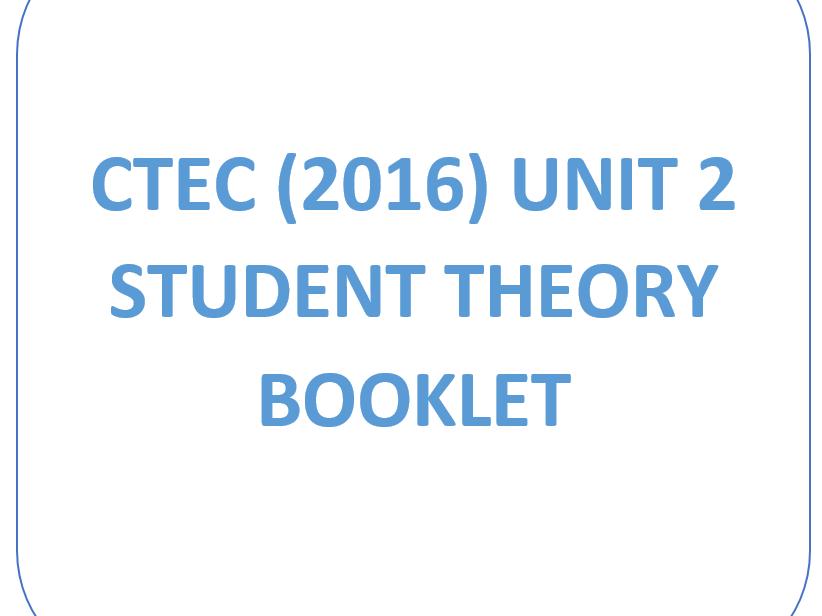 CTEC IT: Cambridge Technicals in IT (2016) - Unit 2: Global Information