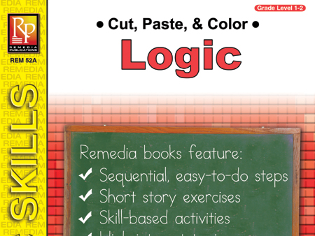 Logi: Cut, Paste, & Color