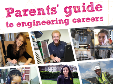 NEW: Parents' guide to engineering careers